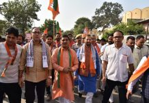 BJP booth Maha-Sampark expedition