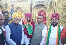 Badri Singh, Bharatiya Janata Party
