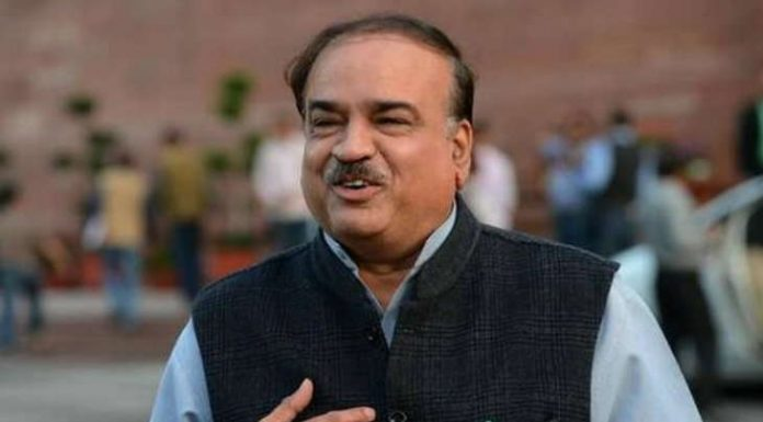 Ananth Kumar died