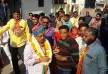 Dr. Arun Chaturvedi, civil lines election, jaipur