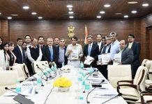Sez Policy, Suresh Prabhu, baba kalyani