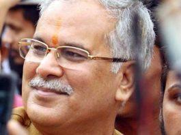 Bhupesh Baghel, Chhattisgarh, chief minister