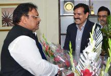 Dr. Raghu Sharma dipr