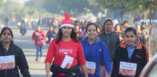 santha Girl run
