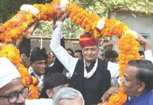 Rajasthan swearing ceremony, Rahul Gandhi, Kumar Swamy