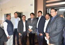 jaipur gems industry, union minister Suresh Prabhu