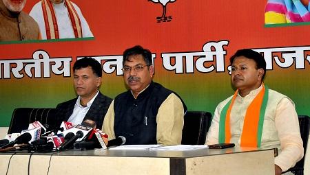 Rahul Gandhi, Dr. Satish Pooni