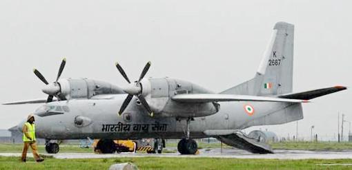 एएन-32 सैनिक परिवहन विमान में पहली बार मिश्रित बायो जेट ईंधन