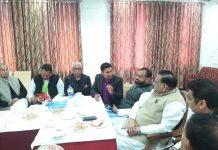 13 Independent MLA, Avinash Pandey