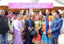 Tourism Secretary Shreya Guha, festival of India
