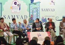 Jaipur Literature Festival, child labor