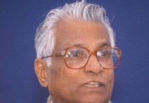 George Fernandes, no more