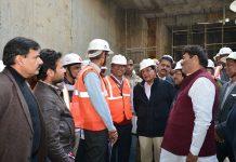 metro construction works, Shanti Dhariwal