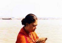 CM Raje kumbh bath