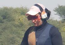 Olympian Trap shooter Shagun Chaudhary, World Cup