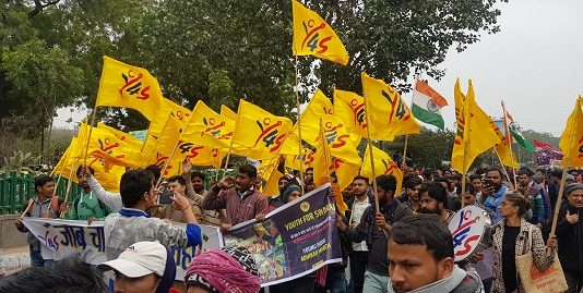 Young India Right March