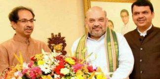 BJP-Shiv Sena alliance