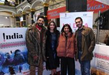 Gully Boy, Ranveer Singh-Alia Bhatt, visited Indian Pavilion Berlinlin