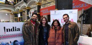 Gully Boy, Ranveer Singh-Alia Bhatt, visited Indian Pavilion Berlinlin