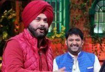 Navjyot Singh Sidhu, Kapil Sharma boycott show