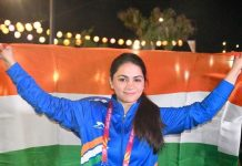 Olympian shooter Apurvi Chandela
