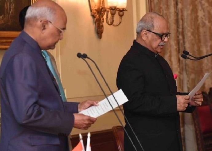Justice Pinaki Chandra Ghosh Lokpal