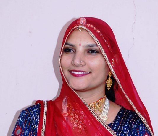 Ruma Devi Badmer, woman power prize